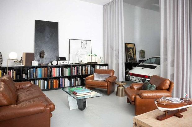 Contemporaneo Soggiorno by Spinzi Design