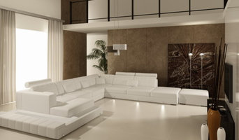 Athens Leather Sectional