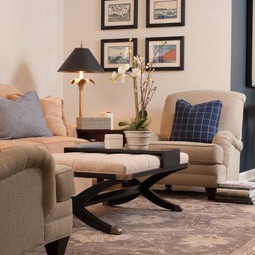 Athens - Living Room