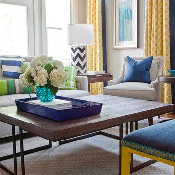 Atlanta Buckhead Living Room