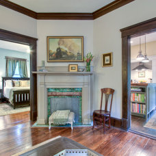 Craftsman Living Room by Historical Concepts