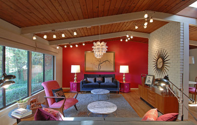 What Goes With Red Walls?