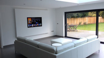Audio Visual Project in Weybridge