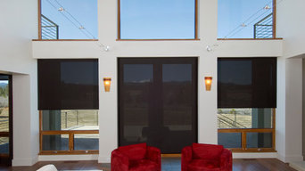 Automated Shades and Solar Screens