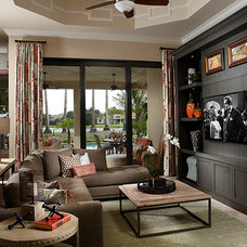 Contemporary Living Room by Freestyle Interiors