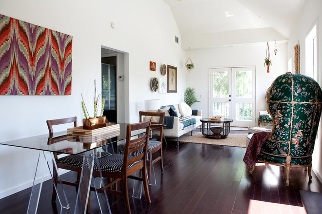 Midcentury Living Room by The Here Company
