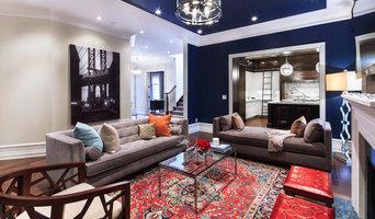 Avissa Design with Hush Homes - Oakville Model Home
