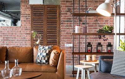 Vadodara Houzz: Rusticity, Water & Sun Dictate This Home's Design