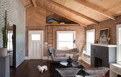 Houzz Tour: Modern Addition for a Historic Bungalow