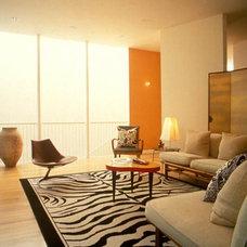 Contemporary Living Room by BraytonHughes Design Studios