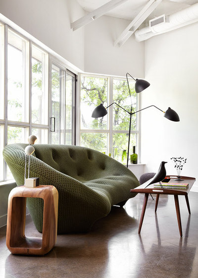 Contemporain Salon by stephane chamard