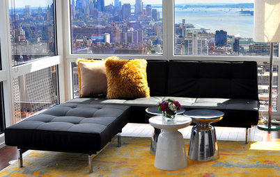 No Room for a Coffee Table? Think Again!
