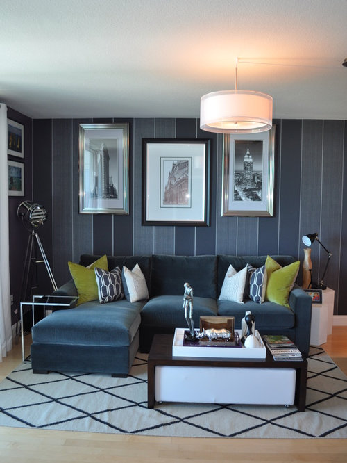 Bachelor pad home design ideas pictures remodel and decor - Wall art for bachelor pad living room ...