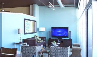 Bachelor's Living Room