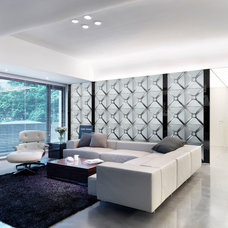Contemporary Living Room by china Fitin decoration