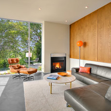Contemporary Living Room by SHED Architecture & Design