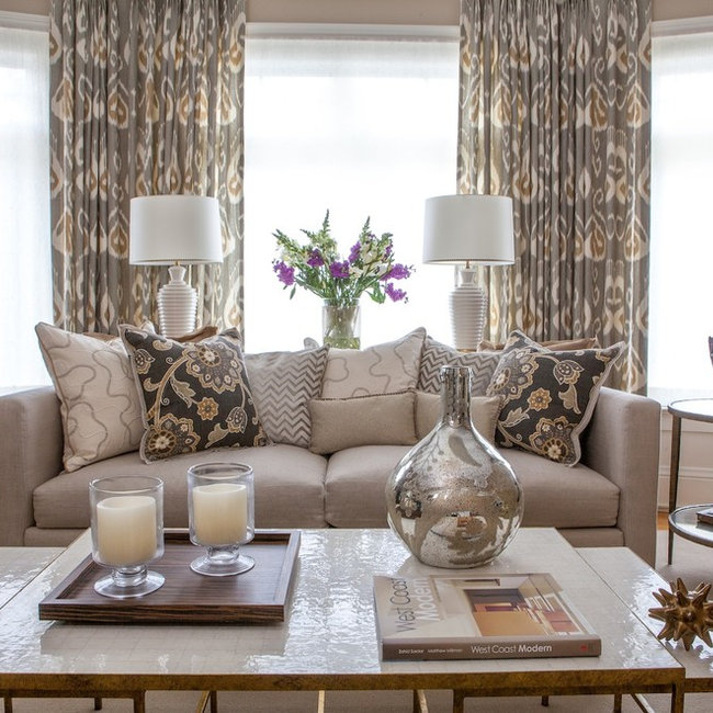 A San Francisco Craftsmen Style Living Room. Faiella Design   San Francisco  CA   Interior Designers   Decorators