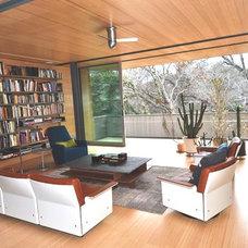Modern Living Room by Scheer & Co.