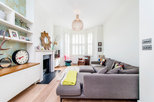 Balham Restoration of Family Home