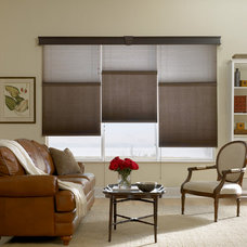 Traditional Cellular Shades by Bali Blinds
