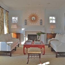 Modern Living Room by Priscilla Fenlin Interiors