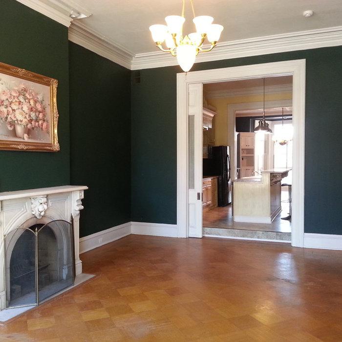 Historic Baltimore Apartment Renovation
