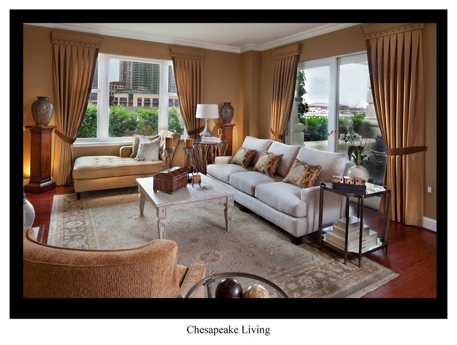 Baltimore Symphony Showhouse at the Ritz