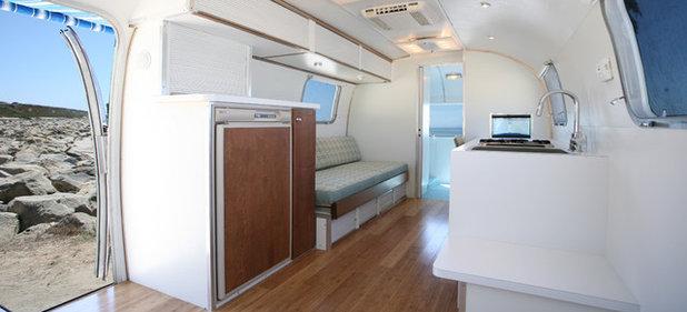 Modern Living Room by Cali Bamboo