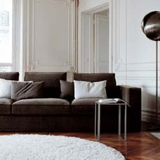 Contemporary Living Room by bebitalia.it