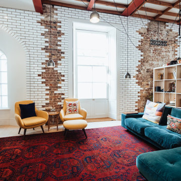 Bank conversion in Clerkenwell