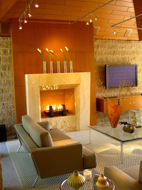 Honey Onyx Fireplace Surround Home Design Ideas Pictures