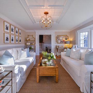 Bankside Drive - Living Room