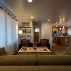 Living room traditional living room detroit by for Living room 75020