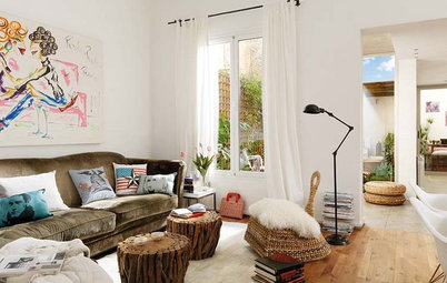 8 Delightfully Casual Common Spaces