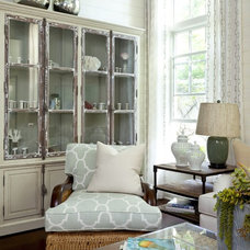Traditional Living Room by Gibbs Smith Publishing