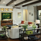 Bardmoor 1172 Traditional Living Room Tampa By