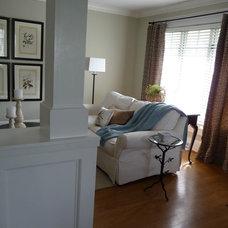 Traditional Living Room Bargainhoot
