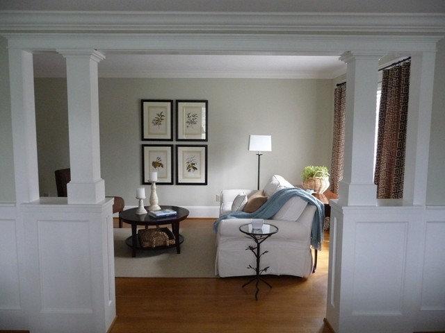 Pillars for Pillar in living room
