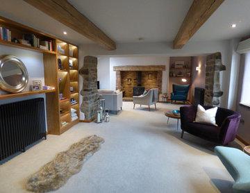 Barn Conversion Lounge