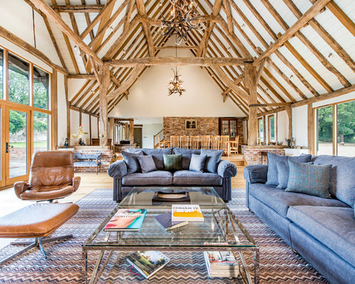 Country Living Room Design Ideas, Pictures & Inspiration