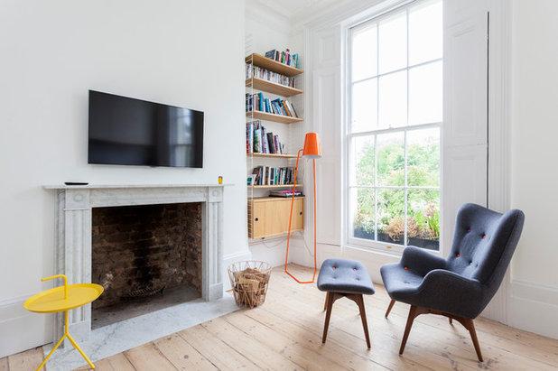Skandinavisch Wohnbereich By Chris Snook