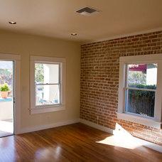 Traditional Living Room by Innovative Living Design & Development, LLC