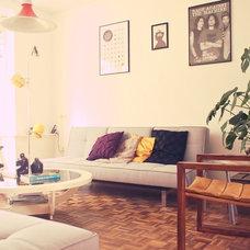 Modern Living Room Bart-Jan's House