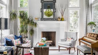 Basking Ridge Living Room