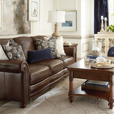 Traditional Living Room by Bassett Furniture