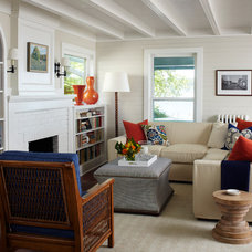 Traditional Living Room by Tom Stringer Design Partners