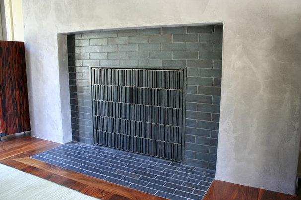 Modern Living Room by Five Twenty Two Industries