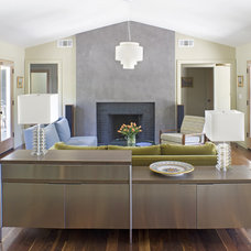 contemporary living room by John Lum Architecture, Inc. AIA