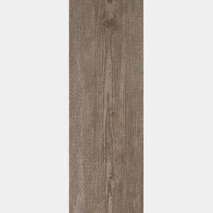 Bayur Wood Effect Ceramic Tiles - Dark Grey Wood Effect Tiles