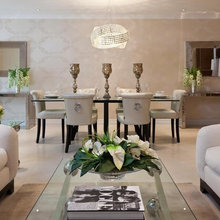 Dining Table Scape